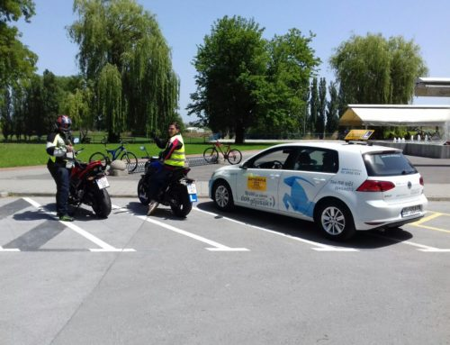 Moto izlet u Karlovac!